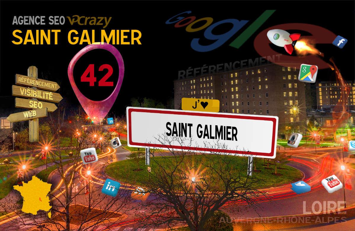 Référencement Internet Saint-Galmier