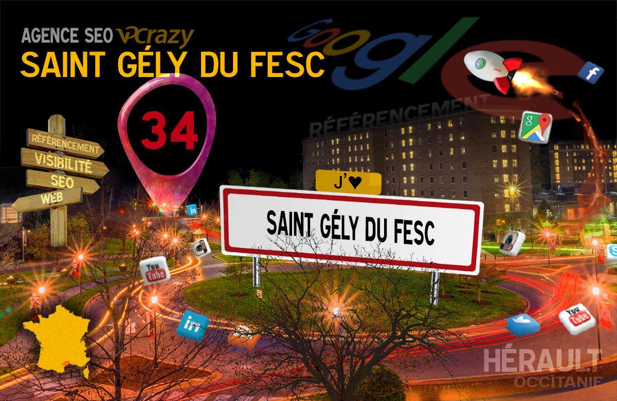 Référencement Internet Saint-Gély-du-Fesc