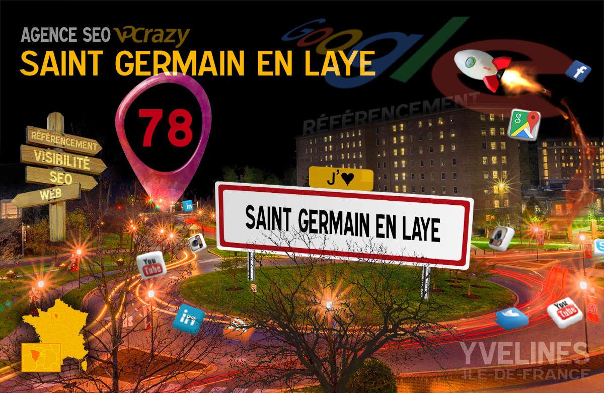 Référencement Internet Saint-Germain-en-Laye