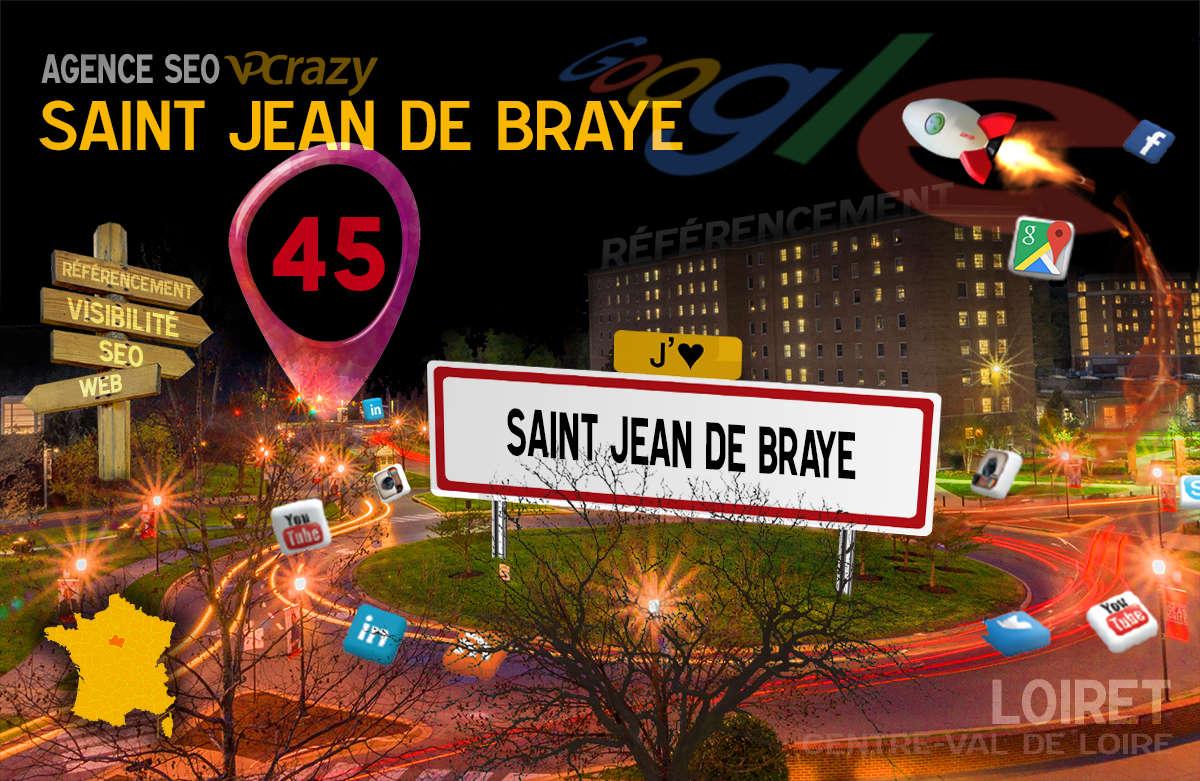 Référencement Internet Saint-Jean-de-Braye