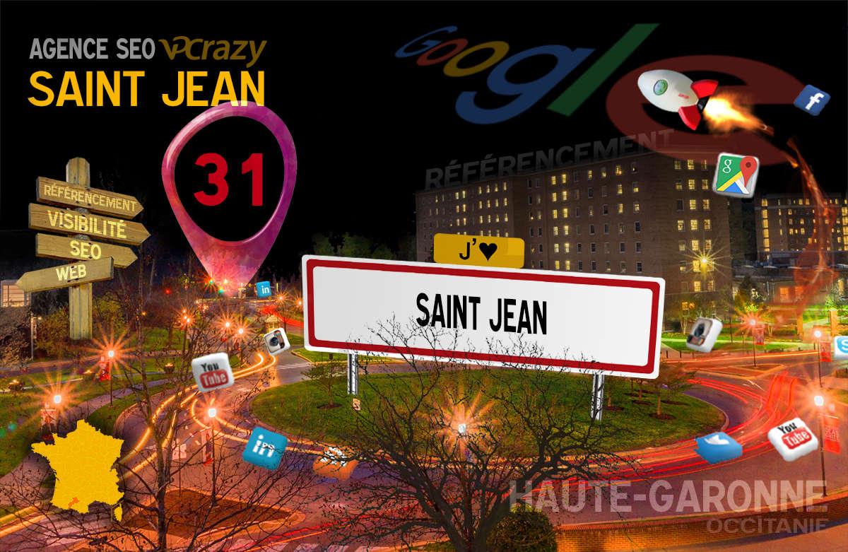 Référencement Internet Saint-Jean