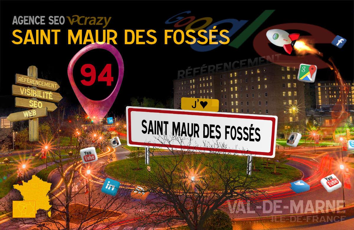 Référencement Internet Saint-Maur-des-Fossés