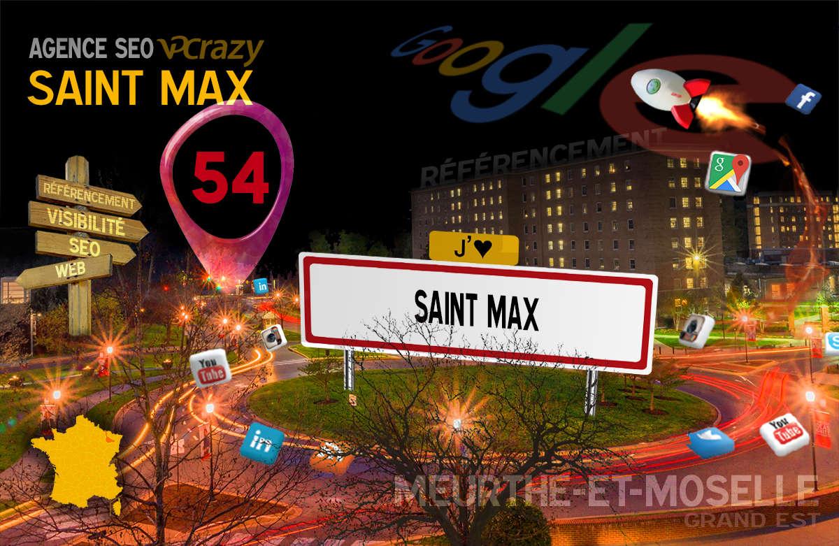 Référencement Internet Saint-Max