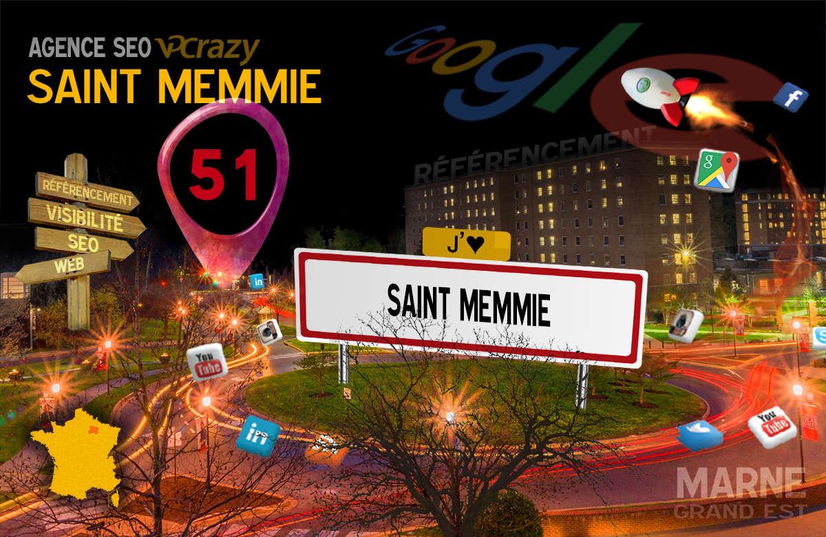 Référencement Internet Saint-Memmie