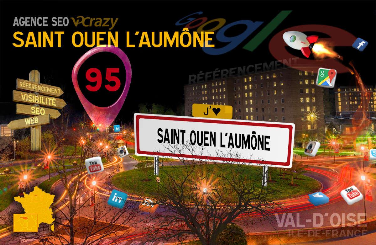 Référencement Internet Saint-Ouen-l'Aumône