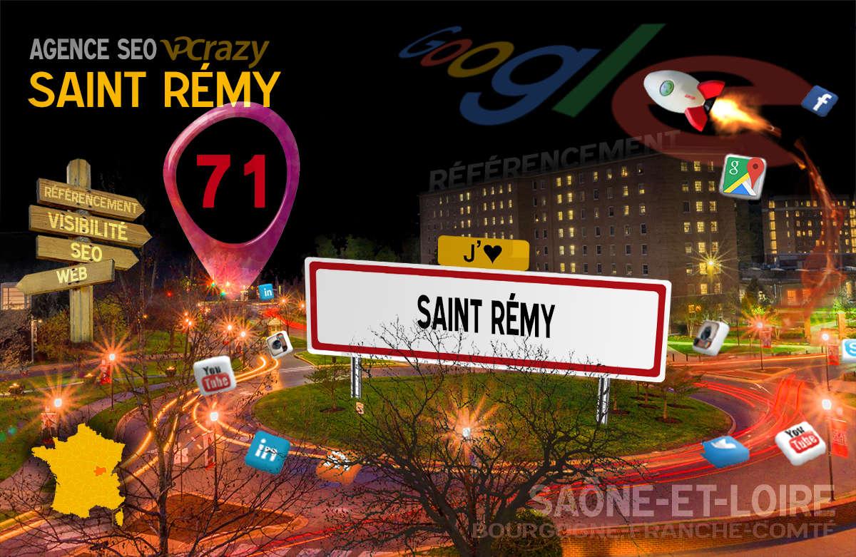 Référencement Internet Saint-Rémy