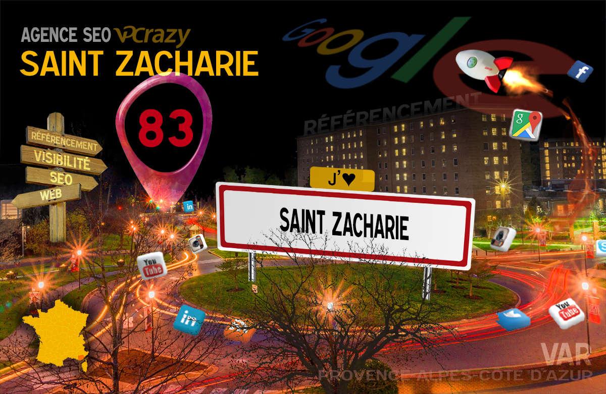 Référencement Internet Saint-Zacharie