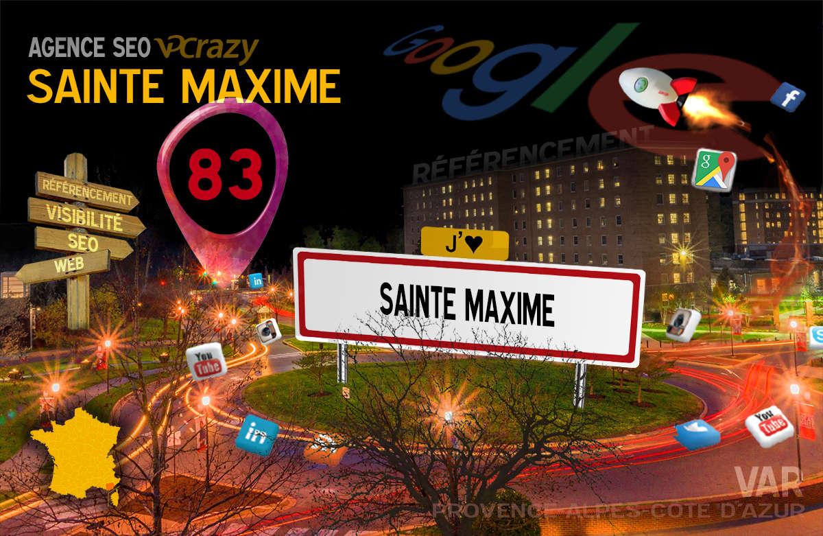 Référencement Internet Sainte-Maxime