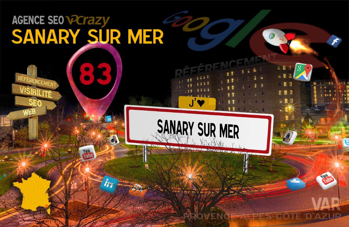 Référencement Internet Sanary-sur-Mer