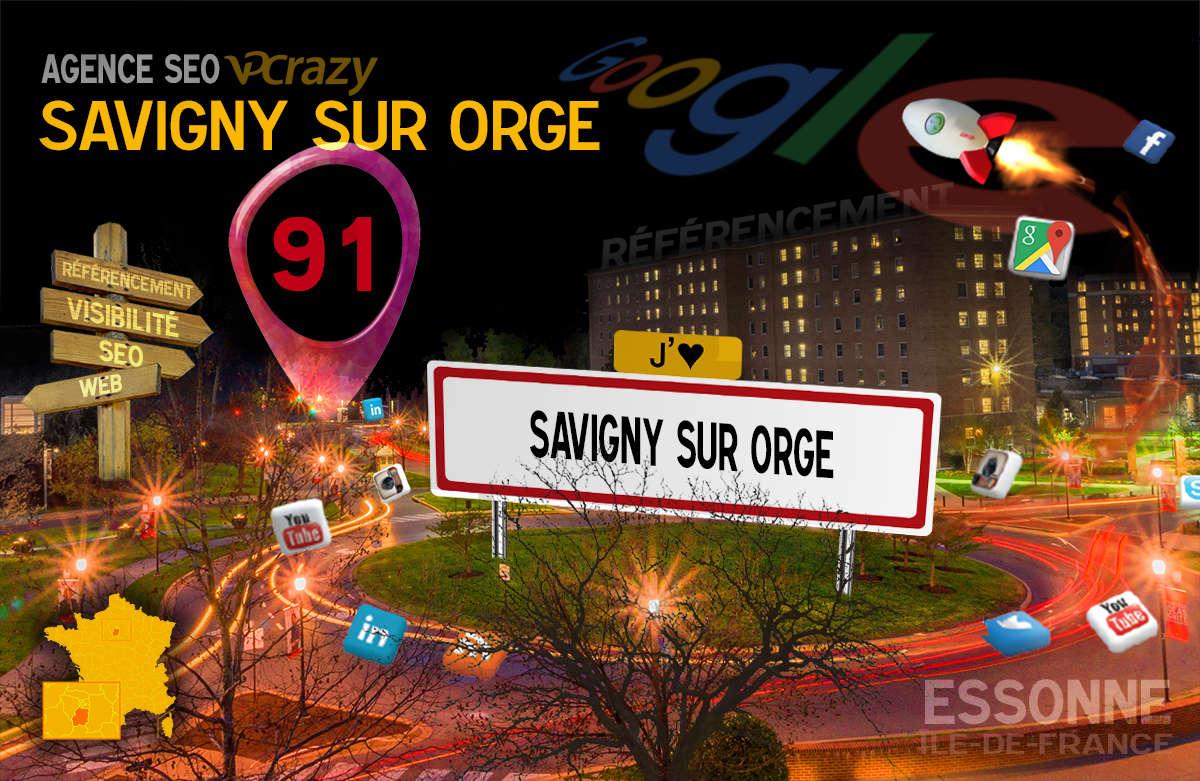 Référencement Internet Savigny-sur-Orge