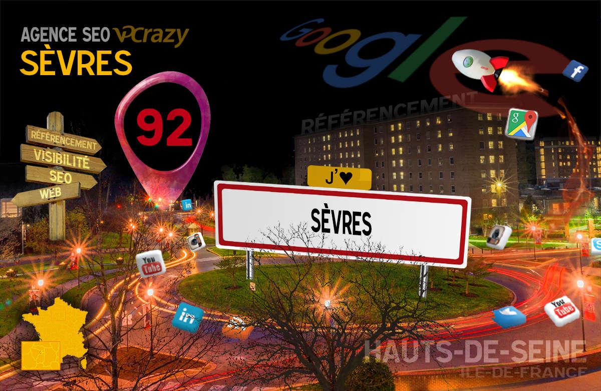 Référencement Internet Sèvres
