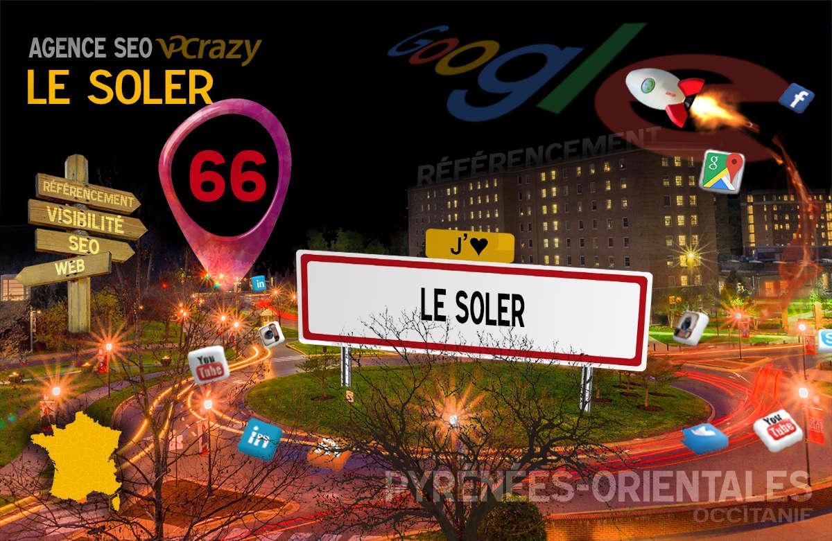 Référencement Internet Le Soler
