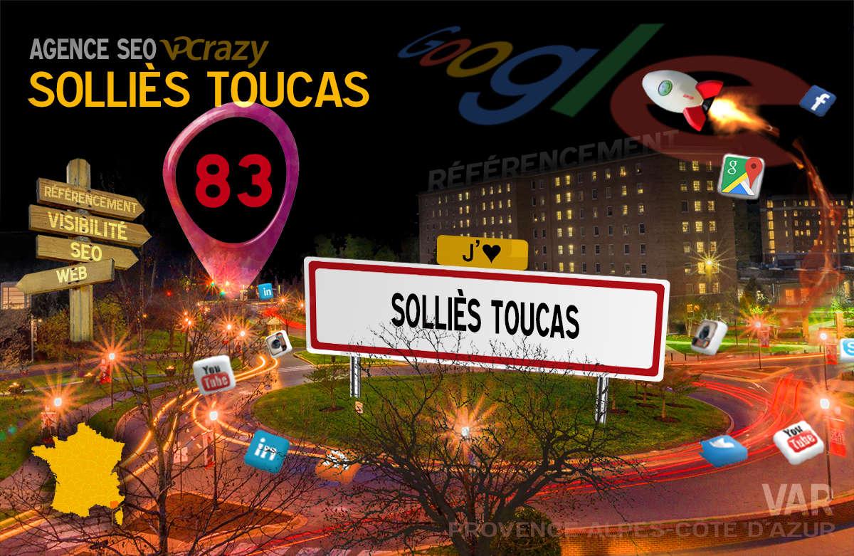 Référencement Internet Solliès-Toucas