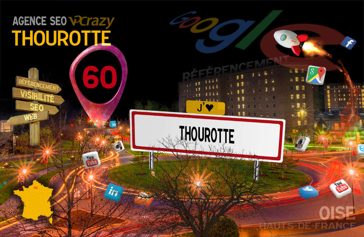 Référencement Internet Thourotte