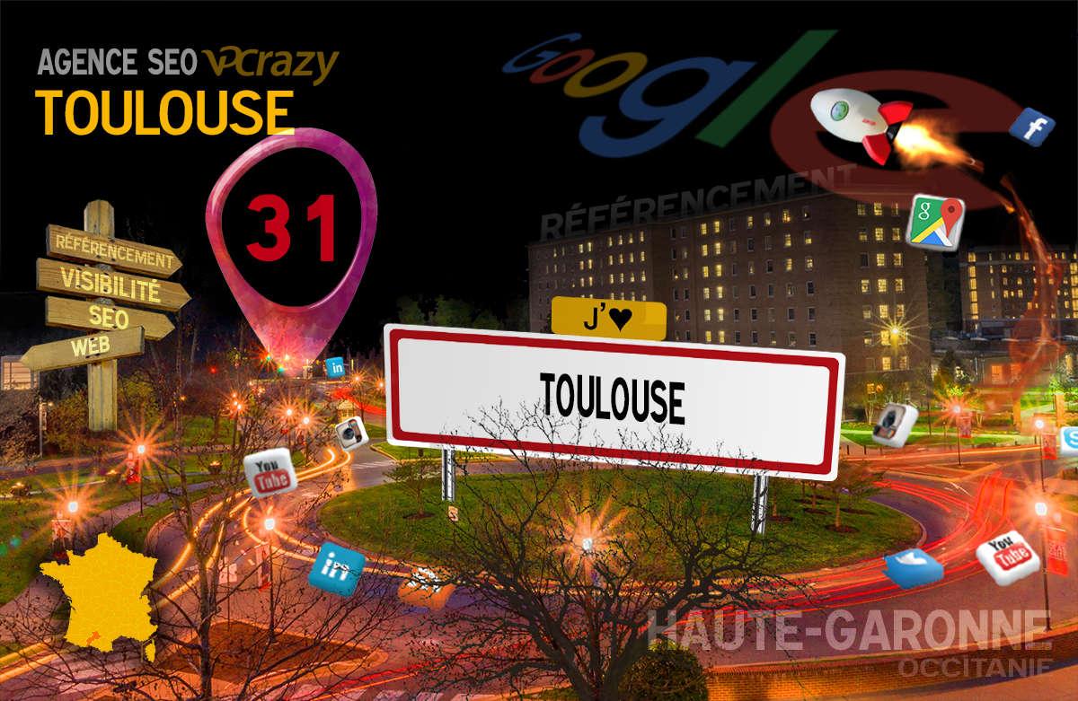 Référencement Internet Toulouse