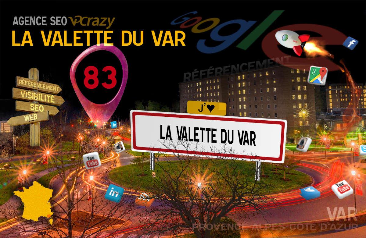 Référencement Internet La Valette-du-Var