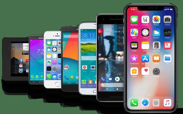 Création d'Application mobile sous Android, iOs et Microsoft